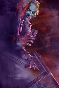 Joker Card 2020 Art