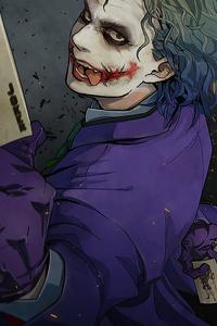 240x400 Joker Card 2020