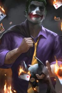 Joker Card 4kart