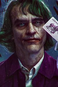 Joker Card Trump 4k