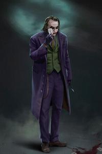 1440x2560 Joker Card