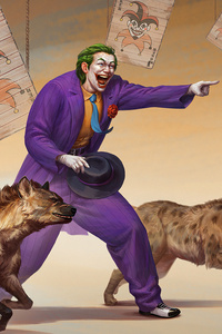 Joker Catch Them
