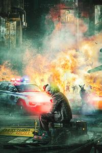 Joker Chaos 4k