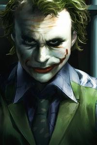 Joker Claping