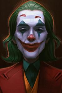 Joker Closeup Artwork