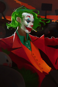 Joker Clown King
