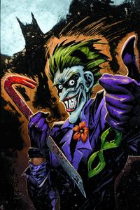 Joker Comic Cartoon Art