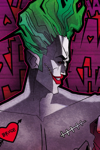 Joker Cool Art