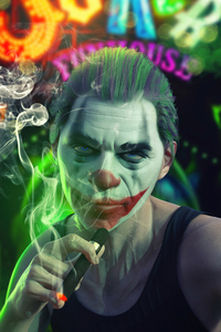 320x480 Joker Cool Smoker