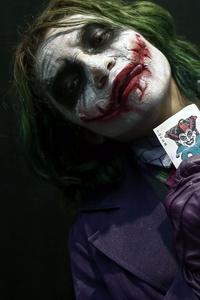 Joker Cosplay 2019 4k