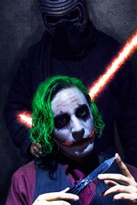 Joker Cosplay 2019