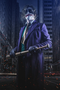Joker Cosplay HD