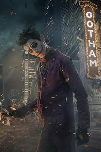 Joker Cosplay New