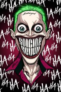 Joker Damaged 5k