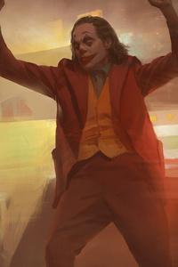 Joker Dance Art