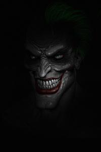 Joker Dark Minimalist