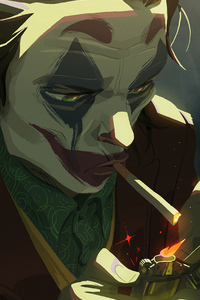 Joker Dark Smoker