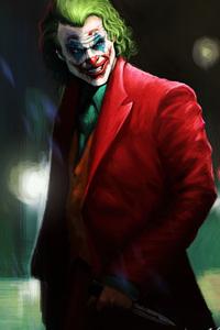 480x854 Joker Dc Fanart