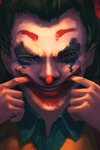 Joker Devil Smile