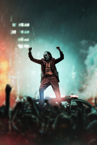 1440x2560 Joker End Scene Dance