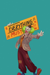 Joker Everything Must Go