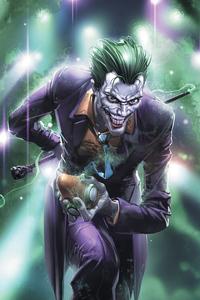 Joker Evil Laugh 4k