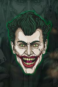 Joker Face Art