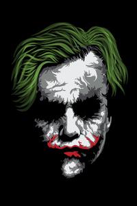 Joker Face Minimalism