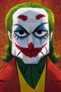 Joker Funny Sketch Art