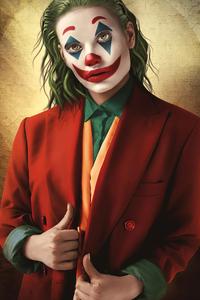 Joker Girl 4k