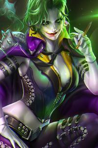 Joker Girl Artwork