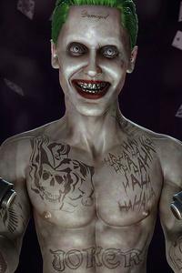 2160x3840 Joker Gives You Shock