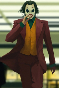 Joker Gone Away