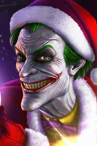 240x400 Joker Gotham Holiday