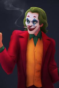 1125x2436 Joker Gun 4k