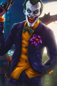 Joker Guns Up