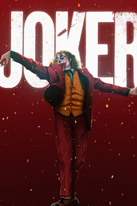 Joker Hands Up 4k