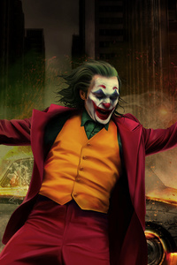 Joker Happy Dancing