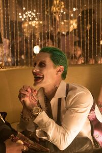 Joker Harley Quinn Suicide Squad