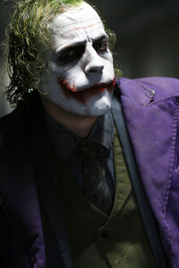 Joker Heath Ledger 4k