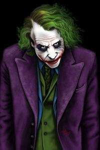 Joker Heath Ledger Artworks
