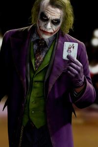 Joker Heath Ledger Flip It 4k
