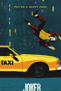 480x800 Joker Hit By Taxi