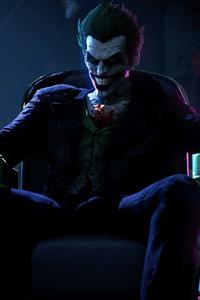 1080x1920 Joker In Batman Arkham Origins