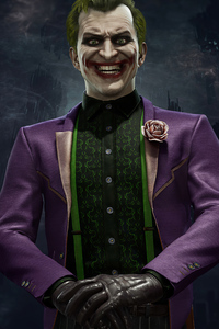 1280x2120 Joker In Mortal Kombat 11 2020
