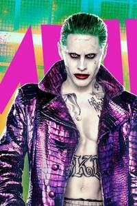 1125x2436 Joker In Suicide Squad