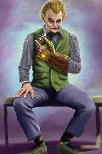 Joker Infinity Gauntlet