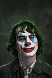 Joker Joaquin Phoenix Movie Art