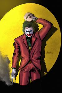 320x480 Joker Joaquinphoenix