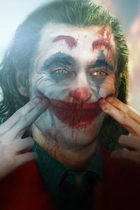 320x568 Joker Keep Smiling 5k